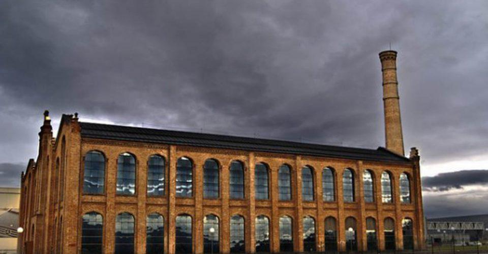 Edificio de la Azucarera