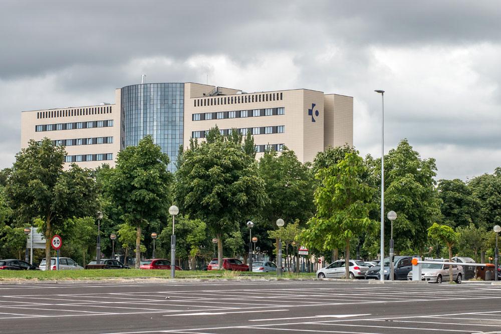 Vitoria_-_Hospital_de_Txagorritxu_-_Consultas_Externas